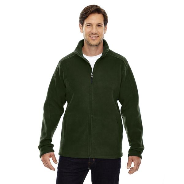 Journey Fleece Mens Forest Gren 630 Jacket