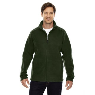 Journey Fleece Men's Big and Tall Forest Gren 630 Jacket