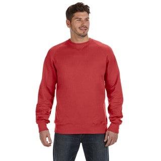 Nano Men's Crew-Neck Vintage Red Sweater