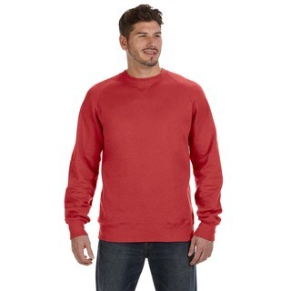 Nano Men's Crew-Neck Vintage Red Sweater