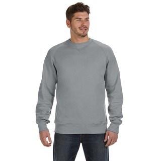 Nano Men's Crew-Neck Vintage Gray Sweater