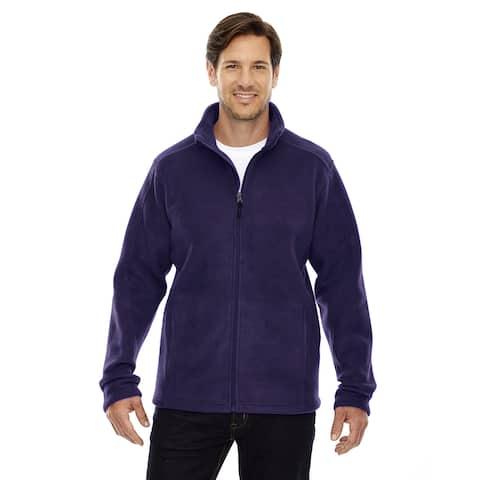 Journey Fleece Men's Big and Tall Campus Purple 427 Jacket