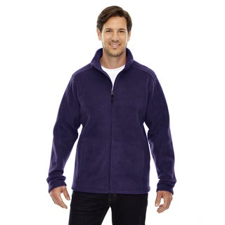 Journey Fleece Men's Big and Tall Campus Purple 427 Jacket