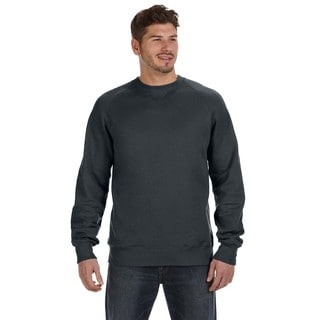 Nano Men's Crew-Neck Vintage Black Sweater