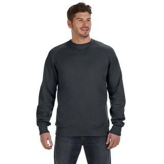 Nano Men's Crew-Neck Vintage Black Sweater