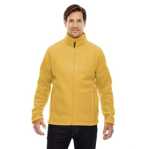 Journey Fleece Men's Campus Gold 444 Jacket