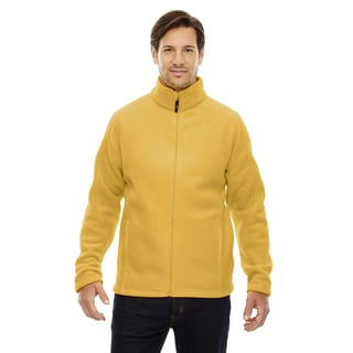 Journey Fleece Men's Big and Tall Campus Gold 444 Jacket