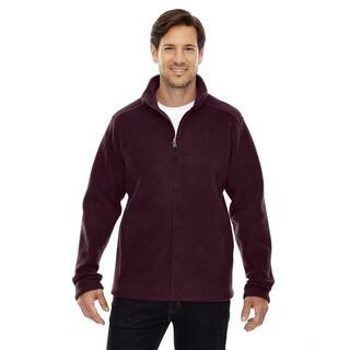 Journey Fleece Men's Big and Tall Burgundy 060 Jacket