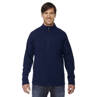 Generate Textured Fleece Men's Big and Tall Night 846 Jacket
