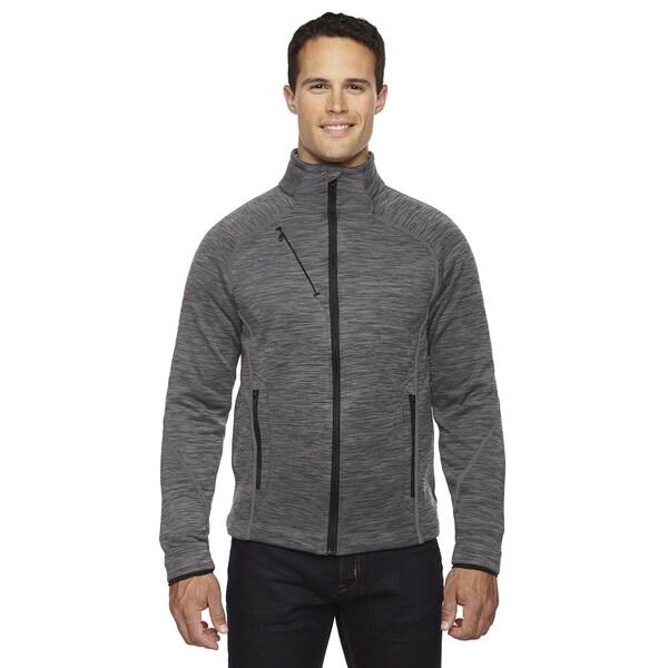 Flux Melange Bonded Fleece Men's Carbon 456 Jacket