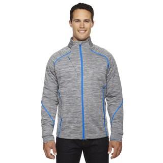 Flux Melange Bonded Fleece Men's Big and Tall Platinum 837 Jacket