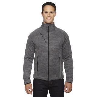 Flux Melange Bonded Fleece Men's Big and Tall Carbon 456 Jacket