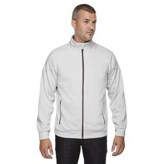Evoke Bonded Fleece Men's Crystal Qrtz 695 Jacket