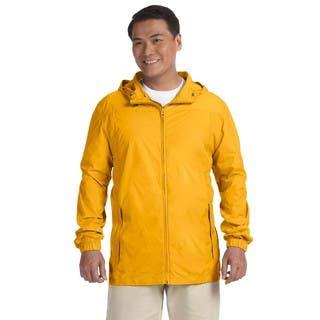 Essential Men's Big and Tall Sunray Yellow Rainwear https://ak1.ostkcdn.com/images/products/12556381/P19357036.jpg?impolicy=medium