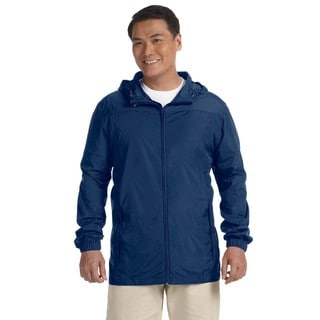 Essential Men's Big and Tall New Navy Rainwear