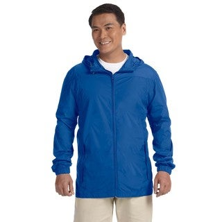 Essential Men's Big and Tall Cobalt Blue Rainwear