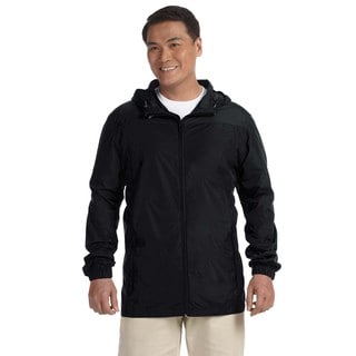 Essential Men's Black Rainwear