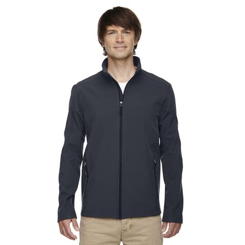 Cruise Two-Layer Fleece Bonded Soft Shell Men's Carbon 456 Jacket