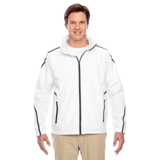 Conquest Men's White Jacket