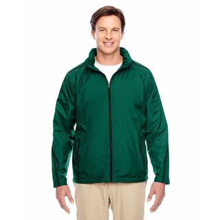 Conquest Men's Big and Tall Sport Forest Jacket with Fleece Lining