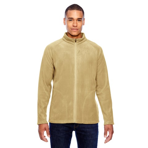 Campus Microfleece Men's Big and Tall Sport Vegas Gold Jacket