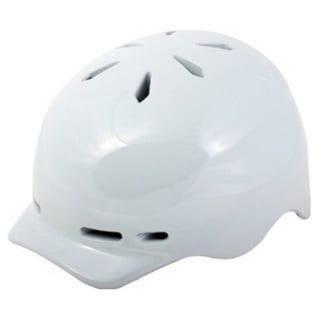 Rhoads Urban White Plastic Helmet