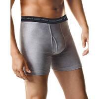Sport Men's Boxer Brief With Comfort Flex Waistband Assorted Boxer Briefs with Comfort Flex Waistband (Pack of 5)