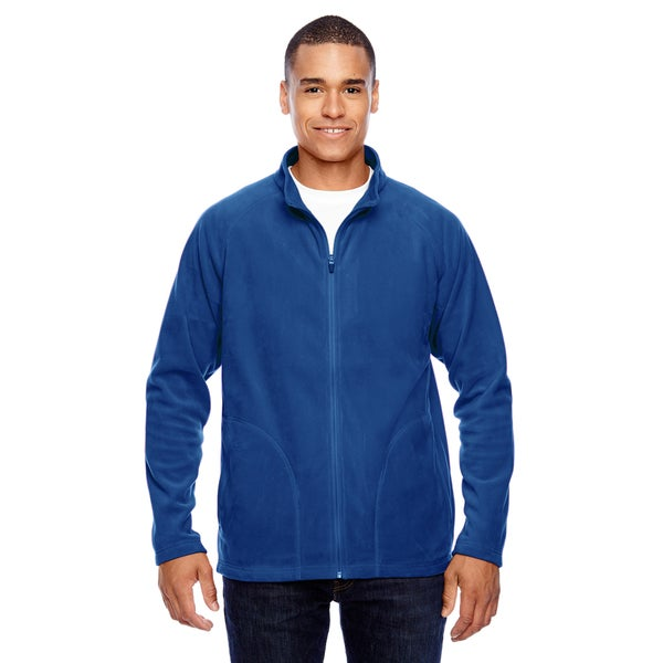 Campus Microfleece Mens Sport Royal Jacket
