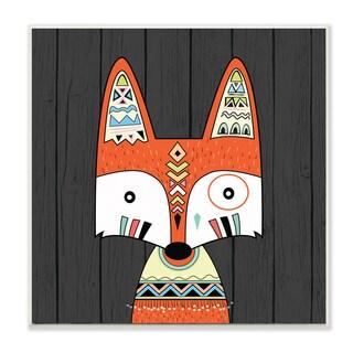 Stupell 'Boho Fox' Wall Plaque Art