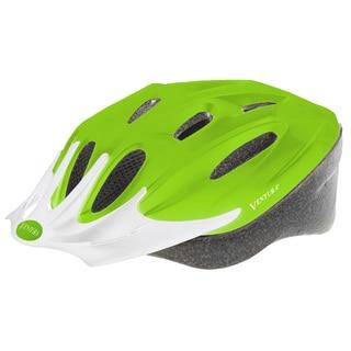 Ventura Matte Green Sport Helmet