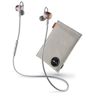 Plantronics BackBeat GO 3 Wireless Headphones Copper Grey