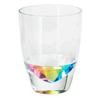 Merritt International 24010 Rainbow Diamond Tumbler-5.6 oz