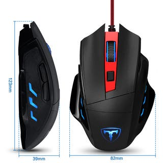 Programmable Adjustable DPI 7-button LED Backlight Laser Gaming Mouse|https://ak1.ostkcdn.com/images/products/12556828/P19357343.jpg?impolicy=medium