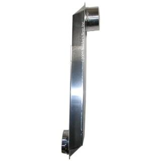 Builders Best 010173 18 To 29 Adjustable Dryer Periscope