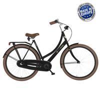 Rivel Orlando Nexus 3 Women's Black European Cruiser Bicycle