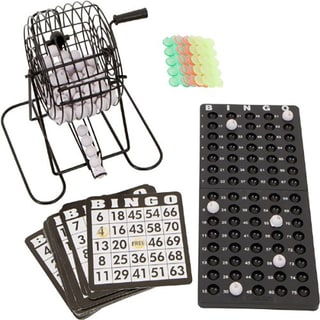Trademark Innovations Complete Bingo Game Set