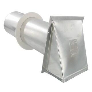 "Dundas Jafine PVB3EAL 3"" Vent Hoods Aluminum"