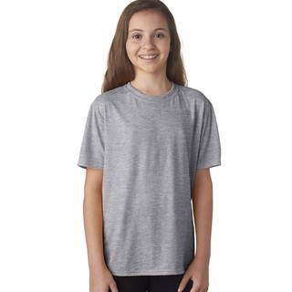 Youth Grey Performance Sport T-shirt|https://ak1.ostkcdn.com/images/products/12557098/P19357679.jpg?impolicy=medium