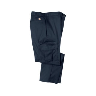 Men's Dark Navy Premium Industrial Cargo Pant