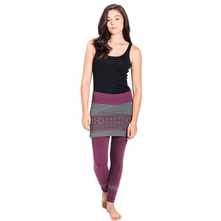 Organic Cotton Skirted Om Pants (Nepal)