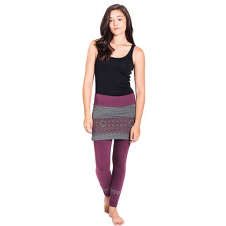 Handmade Organic Cotton Skirted Om Pants (Nepal)