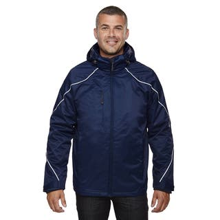 Angle 3-In-1 Men's Big and Tall With Bonded Fleece Liner Night 846 Jacket|https://ak1.ostkcdn.com/images/products/12557202/P19357637.jpg?impolicy=medium
