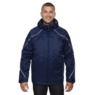 Angle 3-In-1 Men's With Bonded Fleece Liner Night 846 Jacket