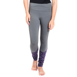 Organic Cotton Double Dorge Yoga Leggings (Nepal)