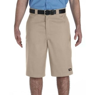 Multi-Use Pocket Men's Khaki Short