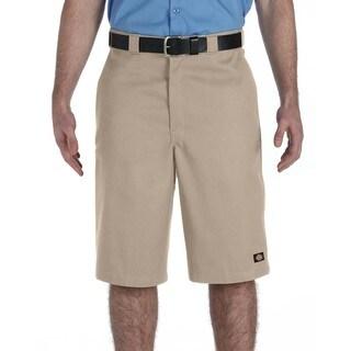 Multi-Use Pocket Men's Khaki Short