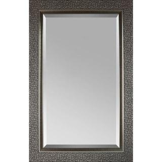 Hobbitholeco Silver 27 x 43 Beveled Mirror