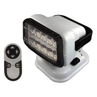 GoLight White Portable Radioray LED Light w/Magnetic Shoe