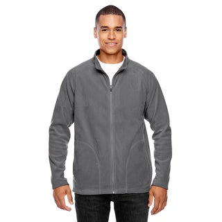 Campus Microfleece Men's Big and Tall Sport Graphite Jacket