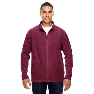 Campus Microfleece Men's Sport Maroon Jacket